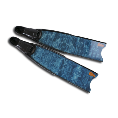 Ласты LEADERFINS BLUE CAMO